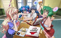 Macross Frontier anime wallpaper (#310066) / Wallbase.cc