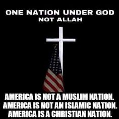 America was founded on Christian principles