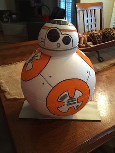 BB8 Valentine Box