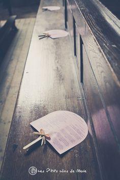 mariage champetre boheme shabby chic déco église