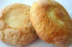 * The corner of Crafts Siry *: Cookies yogurt and lemon Brownie Cookies, Yummy Cookies, Cake Cookies, Mexican Food Recipes, Sweet Recipes, Cookie Recipes, Pan Dulce, Bread Cake, Biscuit Cookies