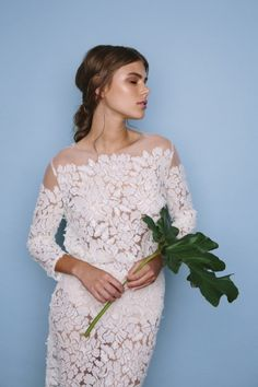 'The Sweet Nothings' 2016 Bridal Dresses Collection From Jennifer Gifford Designs - crazyforus