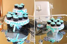 Breakfast at Tiffany's Bridal Shower — Allison Affourtit Creative Tiffany's Bridal, Bridal Shower, Breakfast At Tiffanys Party Ideas, Tiffany Party, Cool Themes, Brunch, Creative, Shower Party, Bridal Shower Party