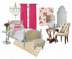 The Lovely Side: Alison's Room Bonus | Pretty Little Liars Decor