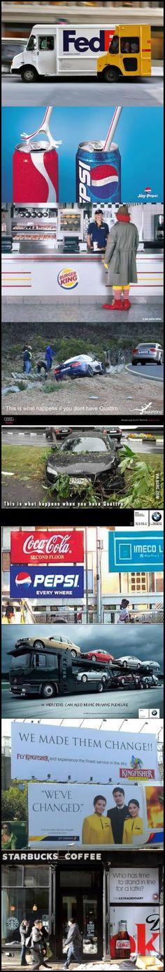 Everybody Likes Advertising Wars