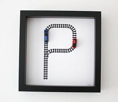 3-D wall art. For boys room?