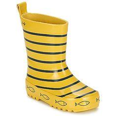 Μπότες βροχής Be Only TIMOUSS Yellow / μπλέ 19.55 €