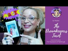 The Dreamkeepers Tarot : First Impressions & Flipthrough Check out my website for Tarot Readings and my Etsy shop for Indie Tarot decks . Tarot Reading, Tarot Decks, Free Ebooks, Indie, Daughter, Social Media, Watch, Videos, Youtube