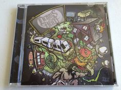 Close To Home [EP] by Dennis is Dead CD/Collectible/Hardcore/Metal/West Coast