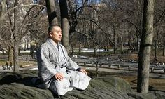 Zen and the art of family maintenance – lessons from the bestselling Buddhist monk