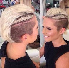 awesome 80 Top Haircuts für kurzes Haar