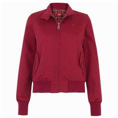 Women's Harrington jacket - Merc London