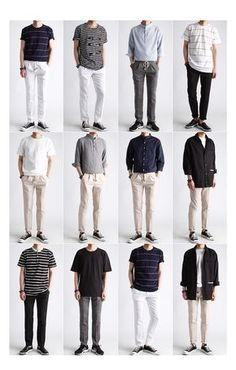 Men's fashion at 20 years old : What you don't know. men's fashion style tips for years guys Suit Fashion, Mens Fashion, Fashion Outfits, Teen Boy Fashion, Fashion Fashion, Stylish Mens Outfits, Casual Outfits, Men Casual, Mode Ulzzang
