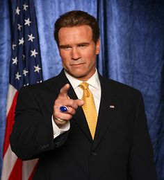 Arnold also was a politician, his politician life took him to be the Californian Governor from 2003-2011