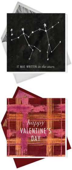 KELLY WEARSTLER X PAPERLESS POST. Valentine's Day Cards