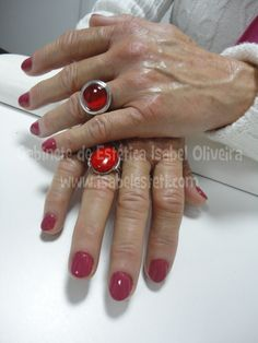 Gelinho Manicure, Silver Rings, Jewelry, Ice, Gel Nail, Nail Bar, Nails, Jewels, Schmuck