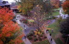 Skidmore College dating scen