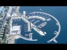 Marbella Port Al Thani - New Marbella Marina - YouTube