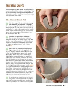 How to handbuild a clay bowl (without throwing wheel). The whole process step by step. Pottery tutorial with ceramic techniques, tips and tricks. Clay Pinch Pots, Ceramic Pinch Pots, Ceramic Clay, Ceramic Bowls, Hand Built Pottery, Slab Pottery, Ceramic Pottery, Pottery Pots, Thrown Pottery
