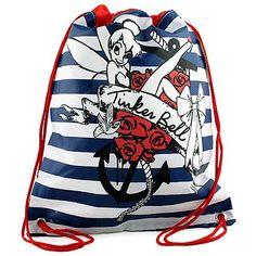 Tinker Bell Drawstring Shoe Bag$14.99