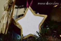 Papercast Ornament by reesedixon, via Flickr