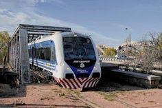 ferrocarriles del sud: Luego de siete horas arreglaron el tren Neuquén-Ci...