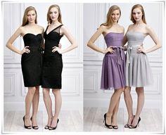 Monique Lhuillier Bridesmaids Spring 2013 Collection
