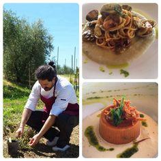 """PopEating - Executive Chef Giorgio Trovato de Il Convito di Curina: """"Quando la personalità supera le mode"""". Tks to Bianca Tecchiati and Lorenzo Noccioli."""