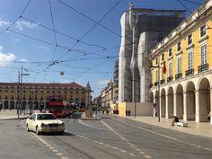 Praça do Comercio Lisboa