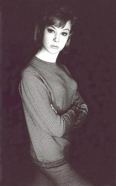 Pattie Boyd Aged 18 - Early Modelling Photo