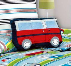 Kooky Surfs Up Van Cushion Quilt Cover Sets, Surfs Up, Bed Sheets, Cushions, Van, Quilts, Throw Pillows, Toss Pillows, Duvet Cover Sets