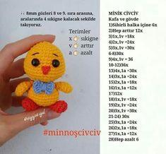 Easter Crochet Patterns, Crochet Bunny Pattern, Crochet Patterns Amigurumi, Crochet Dolls, Crochet Parrot, Giraffe Crochet, Crochet Bear, Diy Crafts Crochet, Crochet Projects