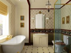 Bath room interior designs luxury home plans stylish home designs #tub #glass #luxuriousmodernbathroom