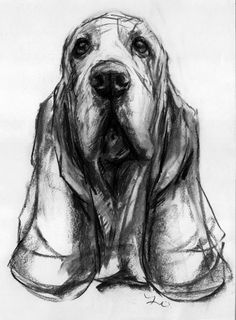 Hound. Justine Osborne is the artist.