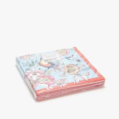 Image of the product Tropical paper napkins (set of 20)