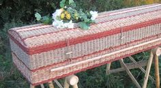 The so-called Ecoffin, short for eco-friendly coffins, of Ecoffins USA takes six months to two years to biodegrade. The company's marketing director, Joanna Passarelli, said the Ecoffins is better for the environment than cremating bodies, according to Foxnews.com.