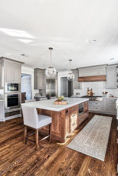 ee99d0bc25c8 20+ Easy Grey Kitchen Cabinets Ideas For Your Kitchen