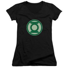 "Checkout our #LicensedGear products FREE SHIPPING + 10% OFF Coupon Code ""Official"" Green Lantern / Green Symbol - Junior V-neck - Green Lantern / Green Symbol - Junior V-neck - Price: $29.99. Buy now at https://officiallylicensedgear.com/green-lantern-green-symbol-junior-v-neck"