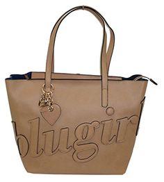 Borsa shopping due manici BLUGIRL by blumarine BG 917101 women bag cuoio in OFFERTA su www.kellieshop.com Scarpe, borse, accessori, intimo, gioielli e molto altro.. scopri migliaia di articoli firmati con prezzi in SALDO #kellieshop Seguici su Facebook > https://www.facebook.com/pages/Kellie-Shop/332713936876989