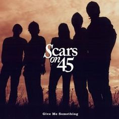 Scars on 45 - Obsessed with this band. Do yourself a solid and buy both of their EPs.