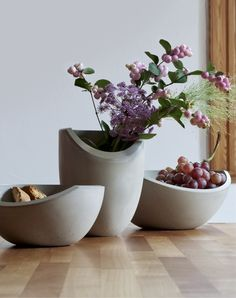 Seesaw Bowls Set - the perfect addition to your Spring tabletop!