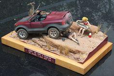 Cute diorama!   ;-)