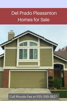 Selling your home is my business. Call #RhondaFeeRealEstateAgent for quality assistance in selling your home in Pleasanton