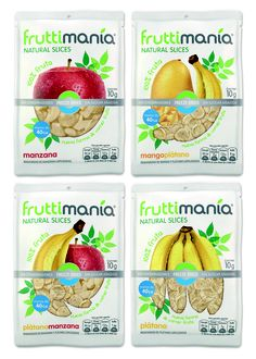 Frutti Mania Fruit Snack