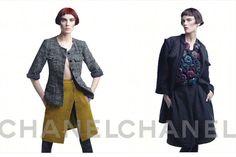 Chanel Ad - Fall 2012