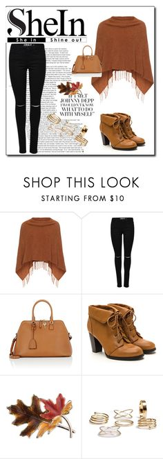 """""""Untitled #2"""" by dzeneta-m ❤ liked on Polyvore featuring Samoon, Maison Margiela and Anne Klein"""