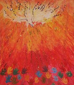 pentecost in the acts of the apostles