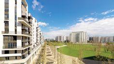 East Village, London E20 - New London Development