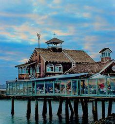 Seaport Village - San Diego, California by Michael in San Diego, California, via Flickr