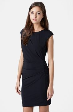 You can never have enough black dresses. | @nordstrom #nordstrom